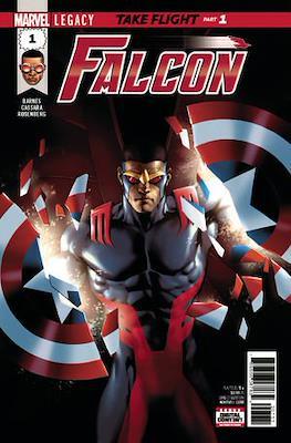 Falcon (Vol. 2 2017- ) (Grapa) #1