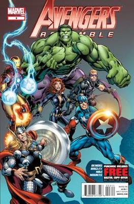 Avengers Assemble Vol. 2 (2012-2014) (Comic-Book) #3