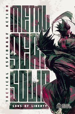 Metal Gear Solid: Sons of Liberty (Cartoné 288 pp) #