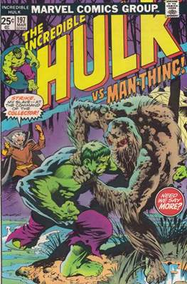 The Incredible Hulk Vol. 1 (1962-1999) (Comic Book) #197