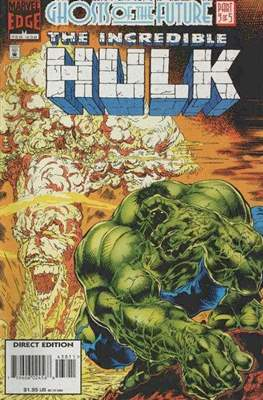 The Incredible Hulk Vol. 1 (1962-1999) (Comic Book) #438