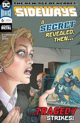 Sideways (Comic Book) #6