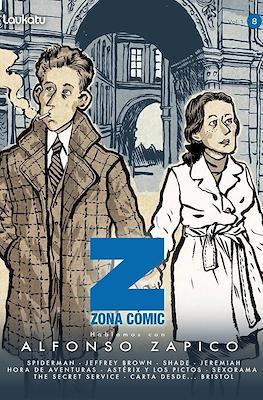 Zona Cómic (Grapa) #8