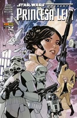 Star Wars Presenta (Grapa) #4