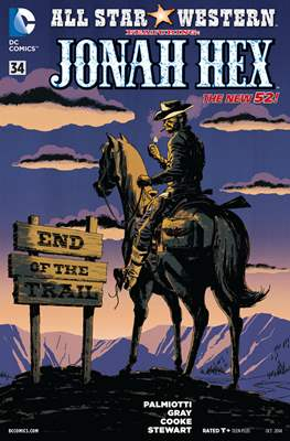All Star Western vol. 3 (2011-2014) (Comic-book) #34