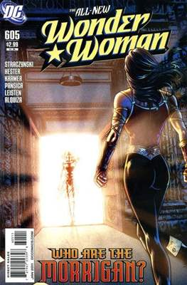 Wonder Woman Vol. 3 (2006-2011) (Comic Book) #605