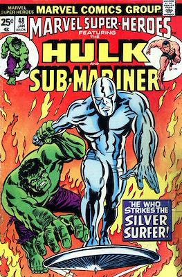 Marvel Super-Heroes (Grapa) #48