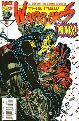 The New Warriors (Comic-Book) #52