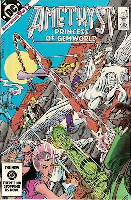 Amethyst, Princess of Gemworld Vol 1 #9