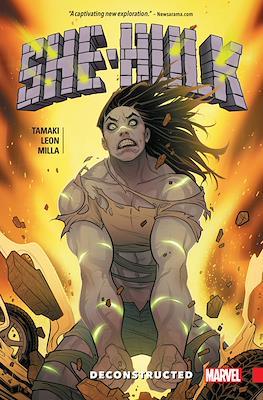 She-Hulk (2016) (Softcover) #1