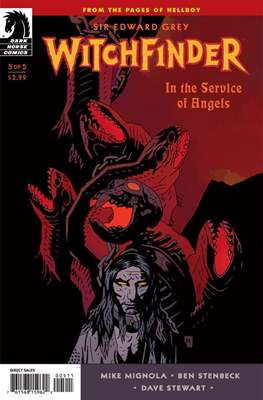 Witchfinder (comic-book) #5