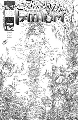 Top Cow Classics in Black and White. Fathom