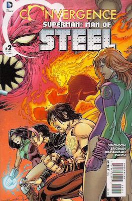 Convergence Superman: Man of Steel (2015) #2