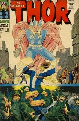 Journey into Mystery / Thor Vol 1 (Comic Book) #138
