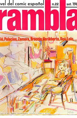 Rambla (Grapa) #22