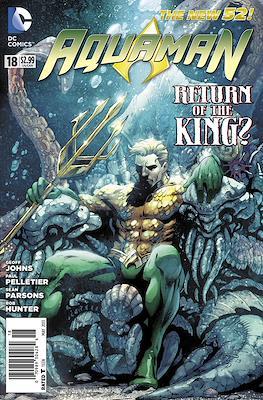 Aquaman Vol. 7 (2011-2016) (Comic-book) #18