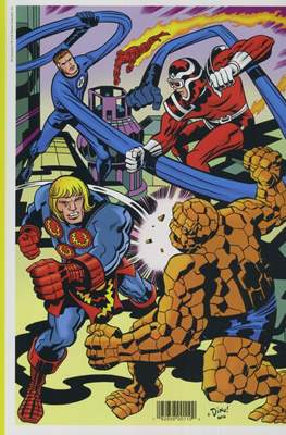 The Jack Kirby Collector (MAgazine) #72