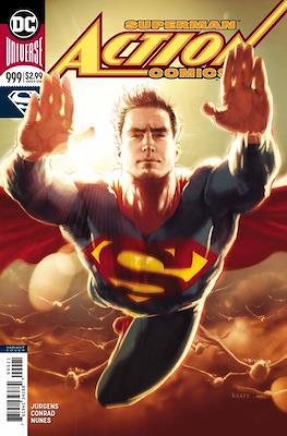 Action Comics Vol. 1 (1938-2011; 2016-... Variant Covers) (Comic Book) #999.1