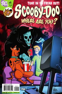 Scooby-Doo! Where Are You? (Comic Book) #9