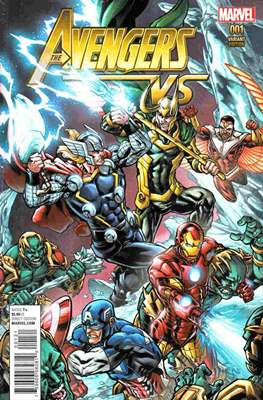 Avengers vs. (Variant Cover)