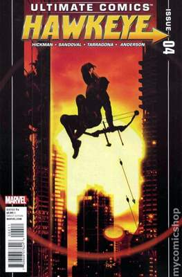 Ultimate Comics Hawkeye (Comic Book) #4