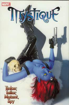 Mystique (Softcover 120-168 pp) #2