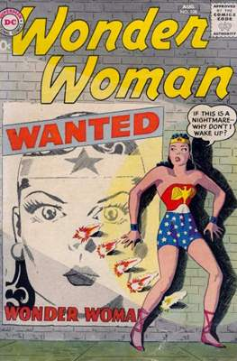 Wonder Woman Vol.1 (1942-1986; 2020-) (Comic Book) #108