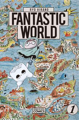 Fantastic World (Rústica) #1