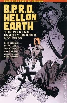 B.P.R.D. Hell on Earth (TPB, Rústica) #5