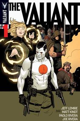The Valiant (2014) (Comic-book) #1