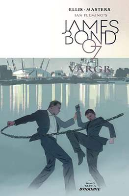 James Bond 007 (Comic-book) #5