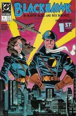 Blackhawk Vol 3: (1989-1990)