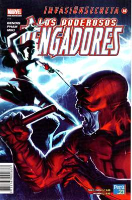 Los Poderosos Vengadores: Invasión Secreta (Grapas) #5