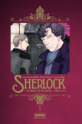 Sherlock (Cartoné (Deluxe)) #4