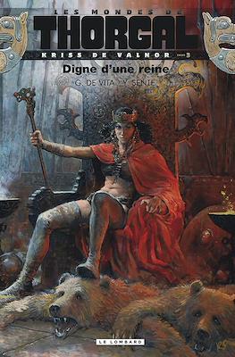 Les mondes de Thorgal - Kriss de Valnor #3