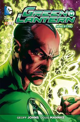 Green Lantern de Geoff Johns. Nuevo Universo DC (Cartoné 160-192-408 pp) #1
