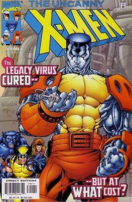 The Uncanny X-Men (1963-2011) (Comic-Book) #390