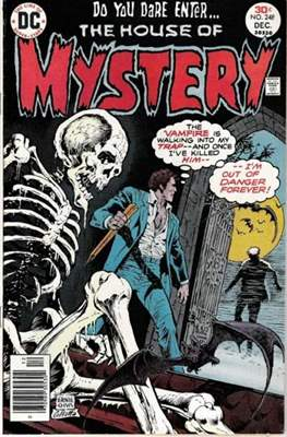 The House of Mystery (Comic Book) #248