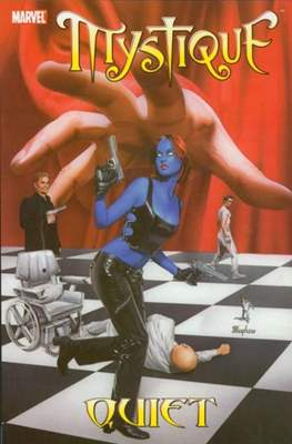 Mystique (Softcover 120-168 pp) #4