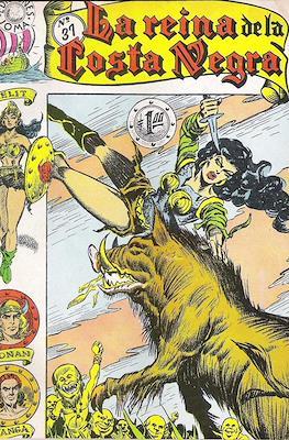 La Reina de la Costa Negra (2ª época - Grapa) #37