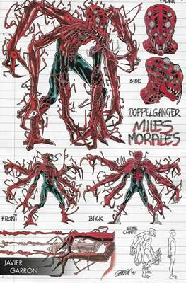 Absolute Carnage: Miles Morales (Variant Cover)