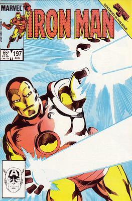 Iron Man Vol. 1 (1968-1996) (Comic book) #197