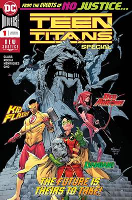 Teen Titans Vol. 6 Annual (Comic Book) #2
