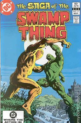 Swamp Thing (1982-1996) #11