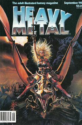 Heavy Metal Magazine (Grapa) #54