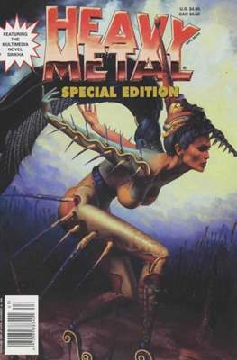 Heavy Metal Fall Special