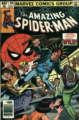 The Amazing Spider-Man Vol. 1 (1963-1998) #206