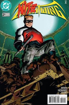 Nightwing Vol. 2 (1996) (Saddle-stitched) #21
