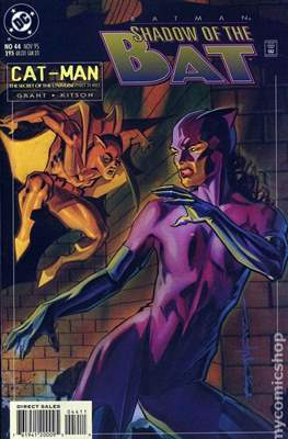 Batman: Shadow of the Bat (Comic book) #44