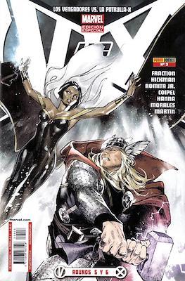 VS. Los Vengadores vs La Patrulla-X (Grapa) #3